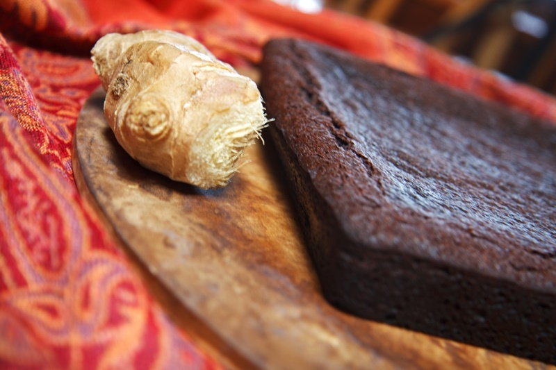 Indian Gingerbread Recipe - Dairy-Free, Gluten-Free, Grain-Free and Almost Paleo