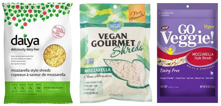 vegan cheese alternatives