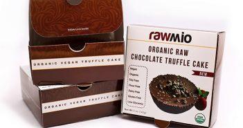 Rawmio Organic Raw Chocolate Truffle Cakes (gluten-free, vegan, paleo, dairy-free decadence!)