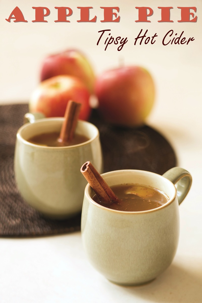 Tipsy Hot Apple Pie Cider Recipe: The Ultimate Comfort on a Bustling Winter Day!