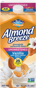 Almond Breeze Almond Milk Blends Reviews and Info - Dairy-Free, Soy-Free, Vegan