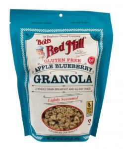 Bob's Red Mill Gluten-Free Granola Reviews and Info (also Dairy-Free!)