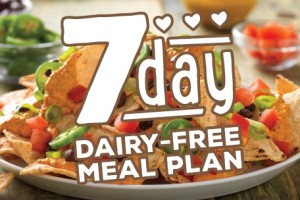 7-Day Dairy-Free Meal Plan for the So Delicious 21 Day Dairy-Free Challenge