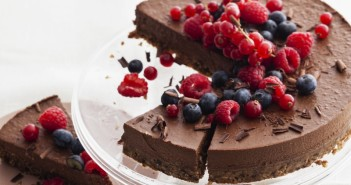 Chocolate Superfood Tart