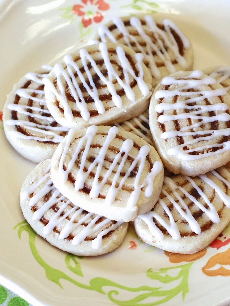 Cinnamon Roll Sugar Cookies Recipe - Award-Winning, Dairy-Free, Gluten ...