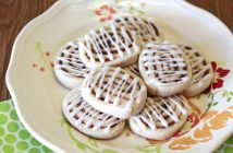 Cinnamon Roll Sugar Cookies Recipe - Award-Winning, Dairy-Free, Gluten-Free, Vegan and Top Allergen-Free