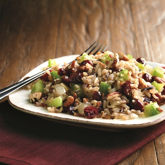 Cranberry Pecan Multi-Grain Stuffing Recipe