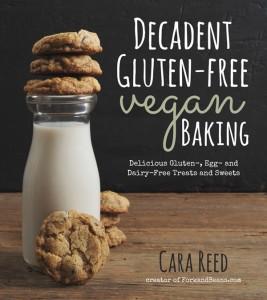 Decadent Gluten-Free Vegan Baking by Cara Reed (sample Dairy-Free Key Lime Cheesecake Bars Recipe)