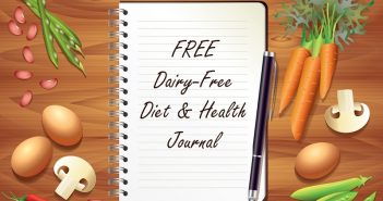 Free Download: Dairy-Free Diet and Health Journal