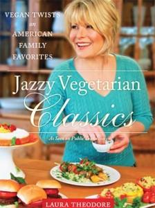 Jazzy Vegetarian Classics Cookbook - Vegan Twists on American Family Favorites