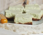 Dairy-Free Key Lime Cheesecake Bars