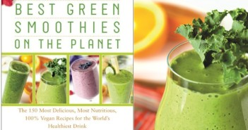 Lemon Lime Green Smoothie Recipe from The Best Green Smoothies on the Planet