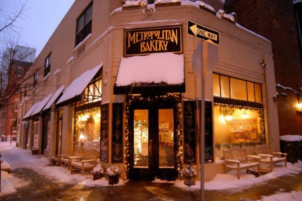 Metropolitan Bakery in Philadelphia is an Institution for Fresh Baked Breads (dairy-free, vegan options)