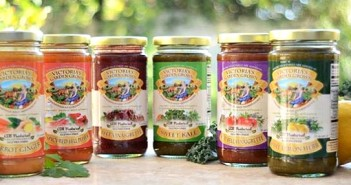 Victoria's Garden Grown Dressings and Marinades - Low-Fat, Light in Calories and Dairy-Free