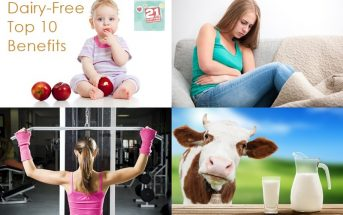 Dairy-Free Benefits - The Top 10 Reasons to Go Dairy Free + The 21-Day Dairy-Free Challenge