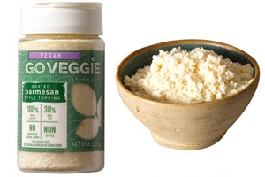 Go Veggie! Dairy-Free Parmesan Grated Topping (vegan, gluten-free)