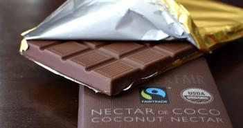 Chocolat Stella Organic Swiss Dark Chocolate Bars - Unique Vegan Selections like Coconut Nectar and Baobab