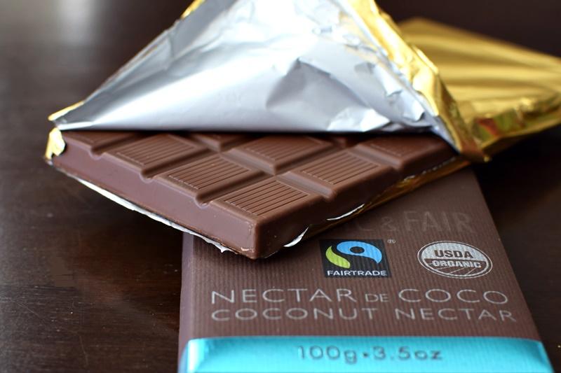 Chocolat Stella Organic Swiss Dark Chocolate Bars (Review)