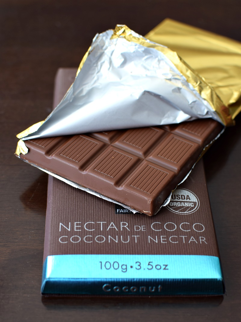 Chocolat Stella Organic Swiss Dark Chocolate Bars - Unique Vegan Selections like Coconut Nectar and Baobab