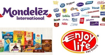 Enjoy Life Foods Acquired by Mondelez International