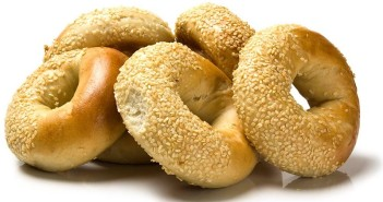 Mount Royal Bagel Factory in North Vancouver, BC - recommended by a milk allergy mom for dairy-free bagels
