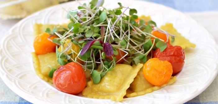 Rising Moon Organics Vegan Frozen Ravioli (Multiple Varieties)
