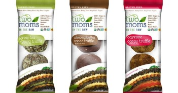 Two Moms in the Raw Truffles - Organic, Gluten-Free, Dairy-Free, Hand-Made
