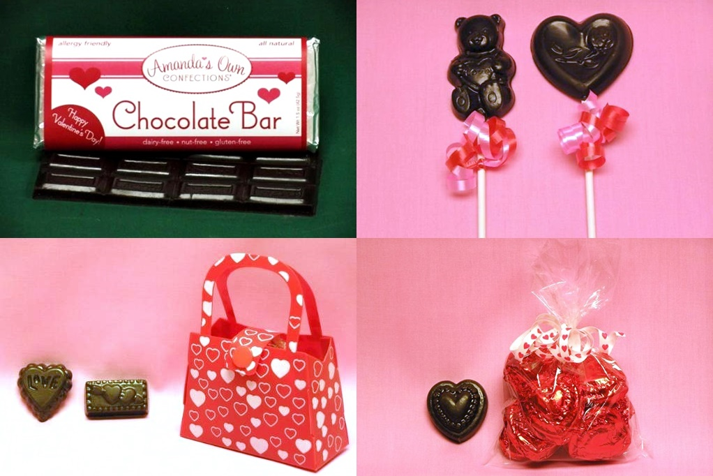 The Best Dairy-Free Valentine Chocolate (Vegan, too!)