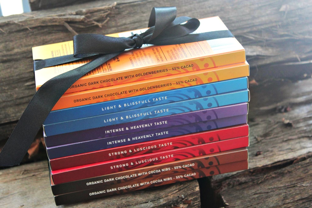 Guide to the Best Dairy-Free Valentine Chocolate: Over 20 Chocolatiers with Vegan, Gluten-Free, Food Allergy-Friendly, Organic, Fair Trade and more! (Pictured - Pascha Chocolate)