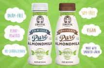Califia Pure Almondmilk with Protein - Chocolate and Vanilla (plant-based, dairy-free, soy-free and vegan)