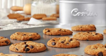 """""""Can't Miss"""" Vegan Chocolate Chip Cookies - One of the most popular recipes for the Worldwide Vegan Bake Sale"""