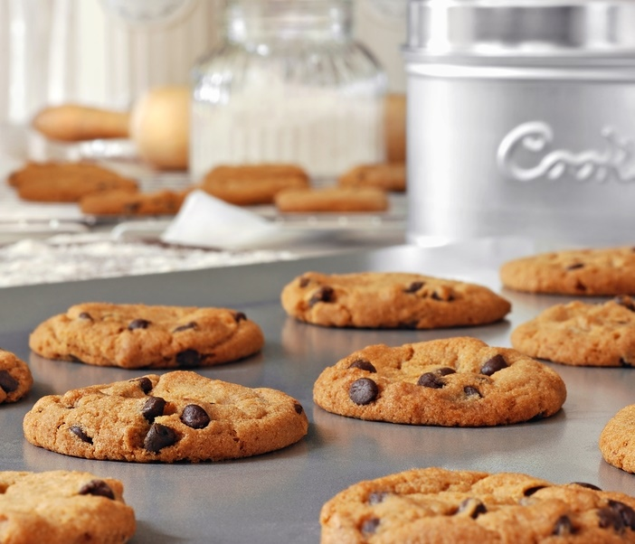 """Can't Miss"" Vegan Chocolate Chip Cookies - One of the most popular recipes for the Worldwide Vegan Bake Sale"