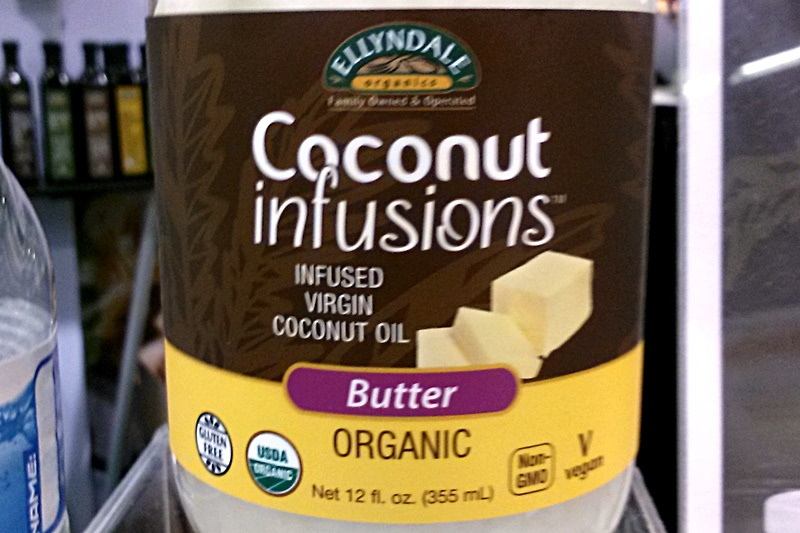 Top Dairy-Free Expo West 2015 Food Finds - Ellyndale Butter Coconut Infusions Oil