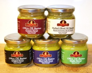 El Marques Olive Oil Butter - 5 dairy-free varieties, all vegan and made with pure olive oil