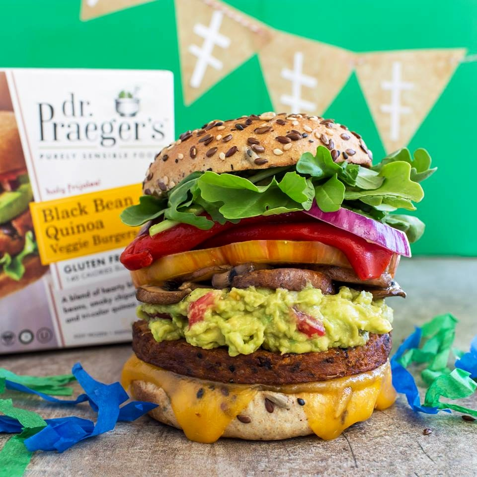 Dr. Praeger's Veggie Burgers Review and Information (12 Varieties, All Dairy-Free!)
