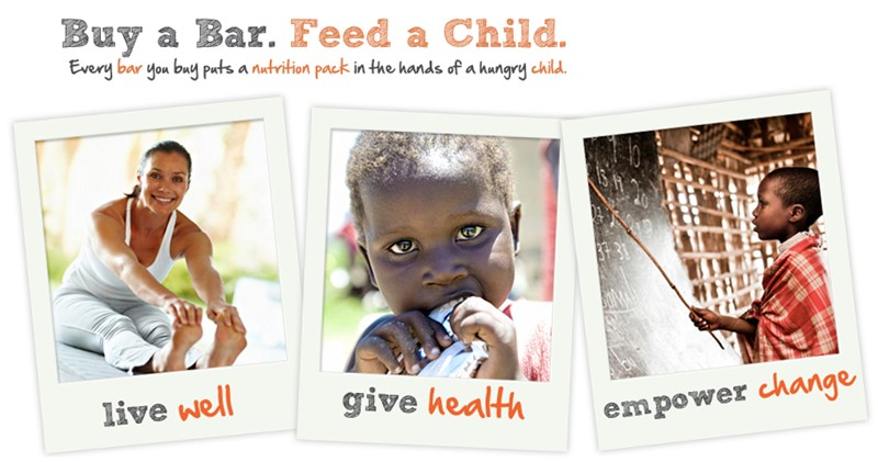 Kutoa Bars - For every bar purchased, they feed a child in need! (Non-GMO, Vegan, Gluten-Free, Dairy-Free, Soy-Free)