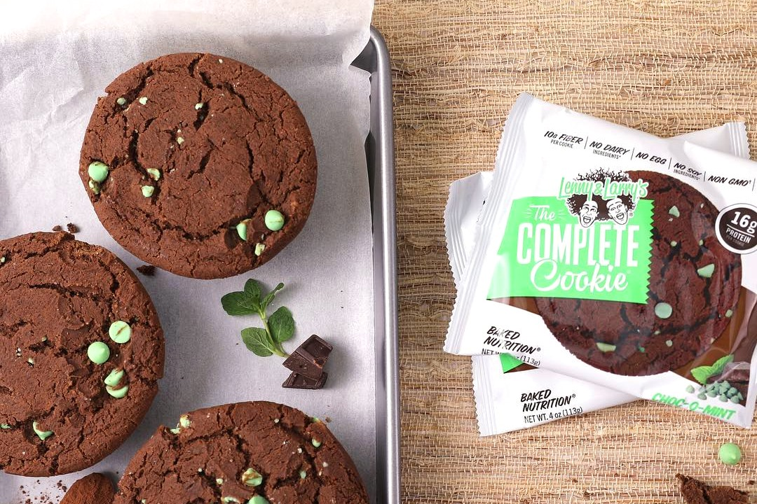 Lenny Larrys The Complete Cookie In So Many Vegan Flavors