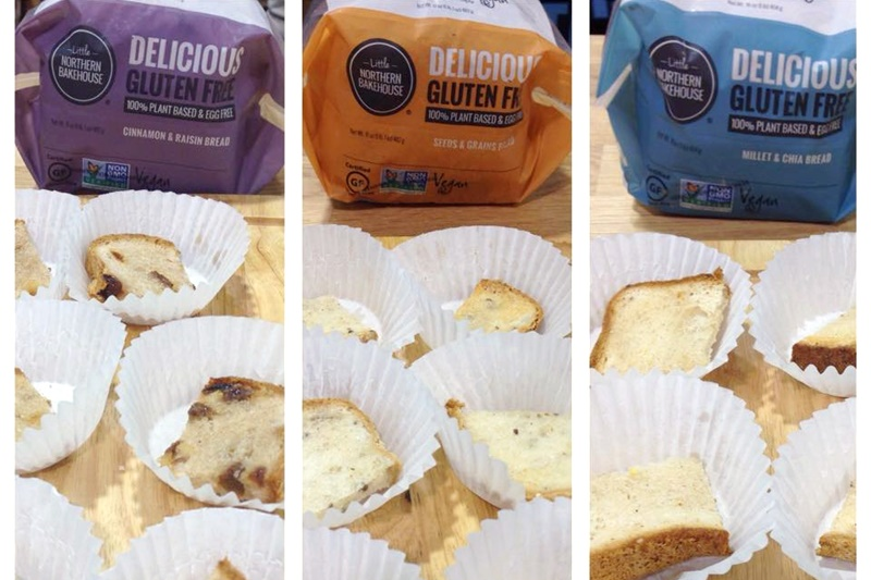 Top Dairy-Free Expo West 2015 Food Finds - Little Northern Bakehouse Gluten-Free Vegan Bread