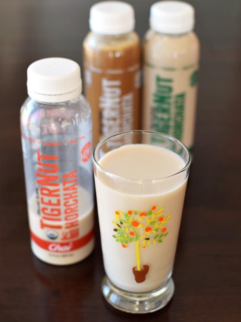 Organic Gemini Tigernut Horchata - 6 Dairy-Free Flavors