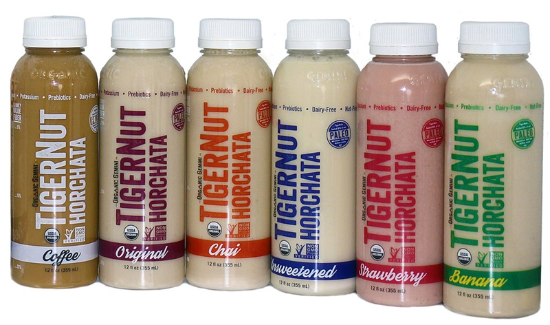 Top Dairy-Free Expo West 2015 Food Finds - Organic Gemini Tigernut Horchata