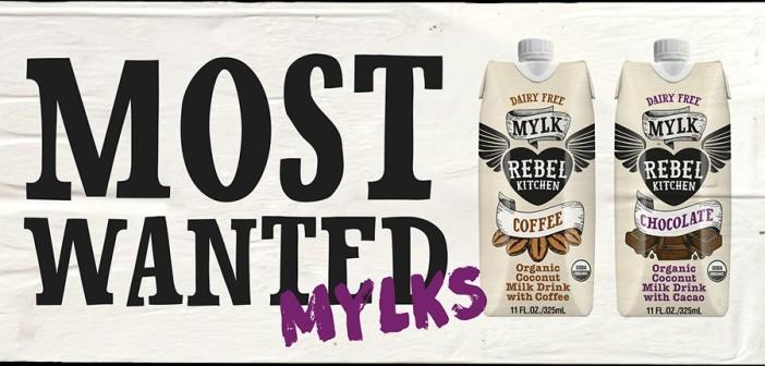 Rebel Kitchen Organic Coconut Mylk Drinks