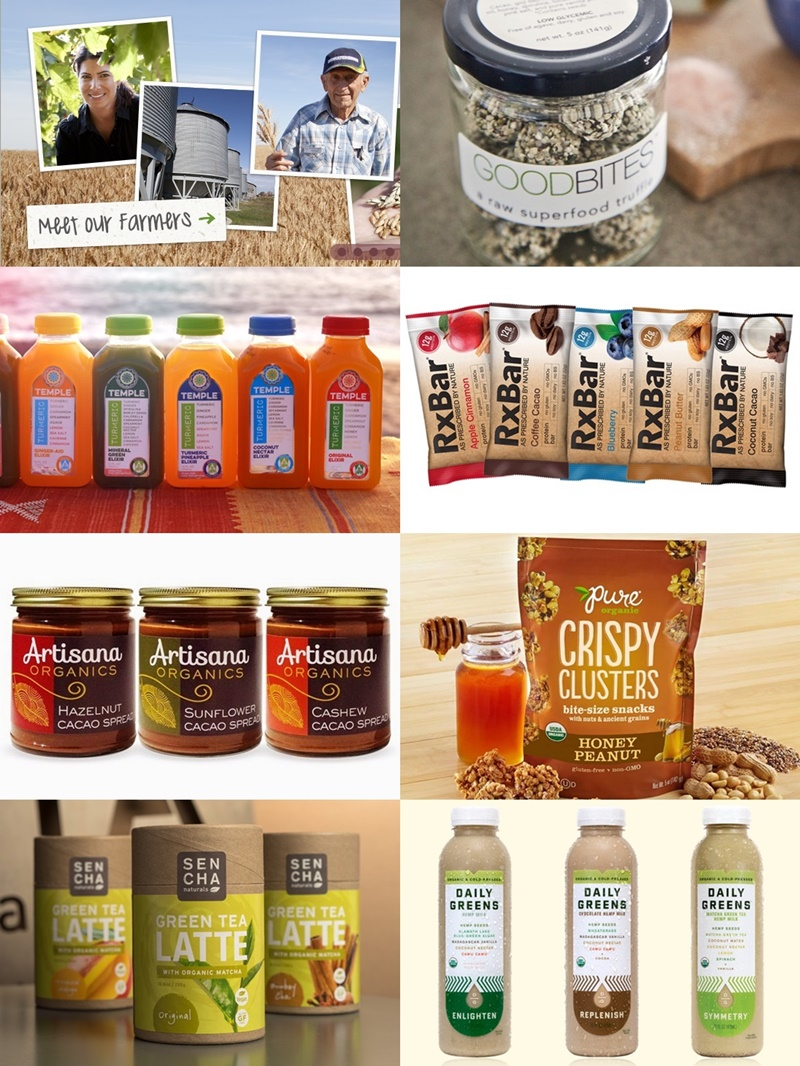 Top 10 Tasty Trends in Natural Food (2015 Edition) - Including Healthy Food Finds