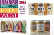 Top Dairy-Free Expo West 2015 Food Finds