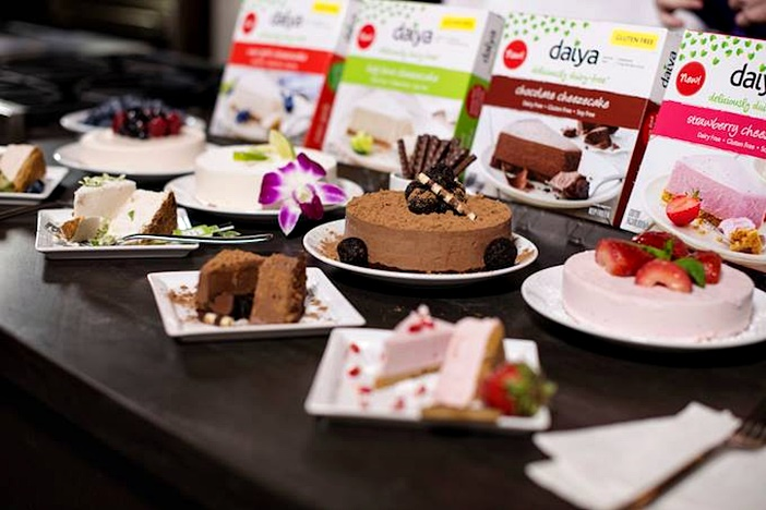 Top Dairy-Free Expo West 2015 Food Finds - Daiya Deliciously Dairy Free Cheezecakes