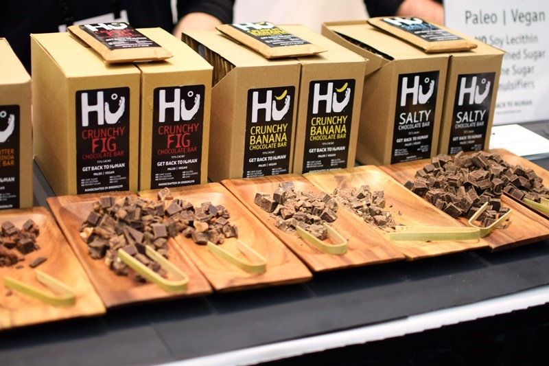 Top Dairy-Free Expo West 2015 Food Finds - Hu Chocolate Bars