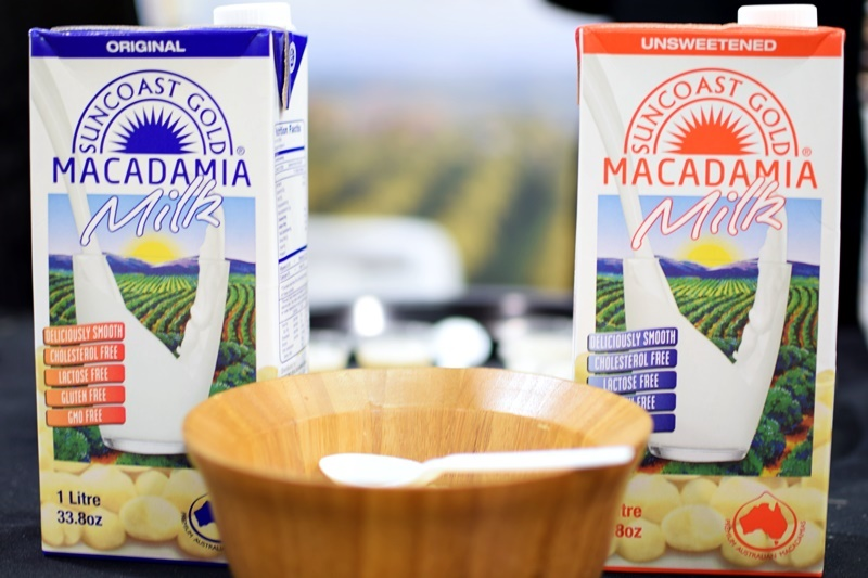 Top Dairy-Free Expo West 2015 Food Finds - Suncoast Gold Macadamia Milk