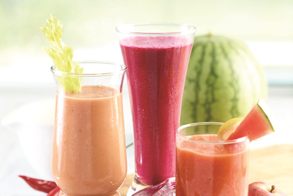 Watermelon Detox Smoothies