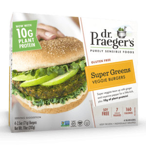 Dr. Praeger's Veggie Burgers Reviews & Info - all FIFTEEN varieties are dairy-free, egg-free, vegan, and nut-free! Includes many certified gluten-free varieties.