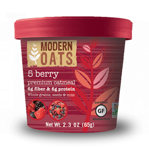 Modern Oats All-Natural Oatmeal Cups Reviews and Info - Certified Gluten Free, Dairy-Free, Vegan, and So Many Flavors!