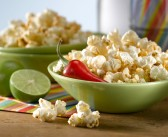 Light & Easy Chili Lime Popcorn